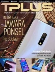 TPLUS Magazine Cover ED 107 September 2019