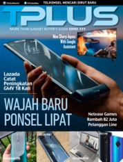 TPLUS Magazine Cover ED 111 January 2020