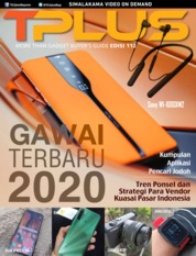 TPLUS Magazine Cover ED 112 February 2020