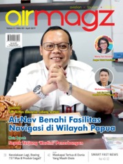 Cover Majalah AIRMAGZ ED 50 April 2019