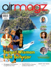 Cover Majalah AIRMAGZ ED 55 September 2019