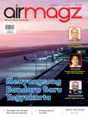 AIRMAGZ Magazine Cover ED 60 February 2020