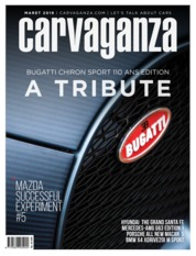 Carvaganza Magazine Cover March 2019