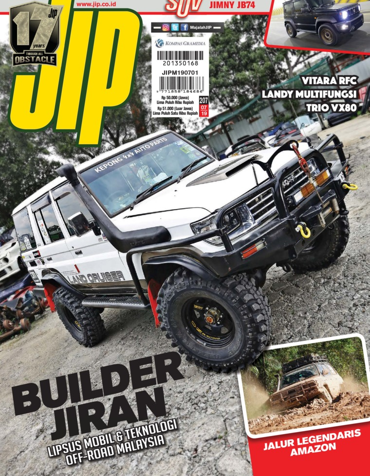JIP Digital Magazine ED 207 July 2019