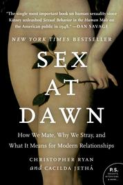 Sex at Dawn by Christopher Ryan Cover
