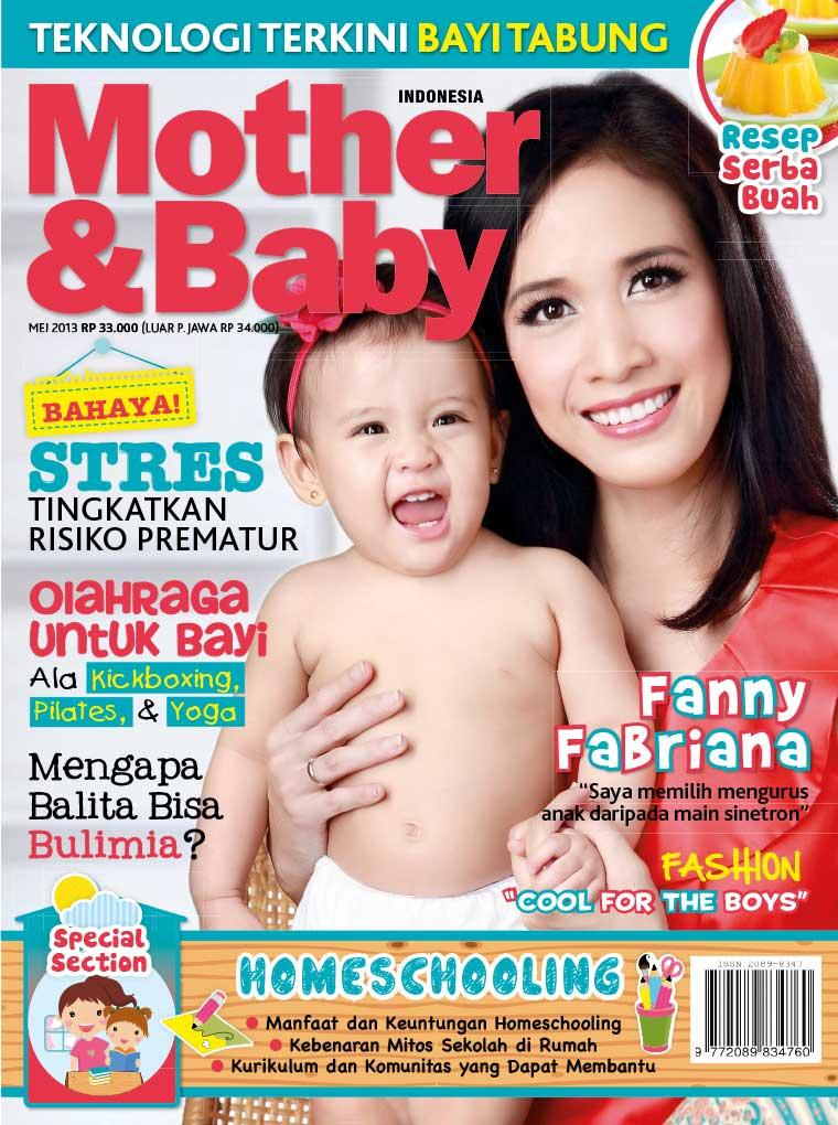 Majalah Digital Mother & Baby Indonesia Mei 2013