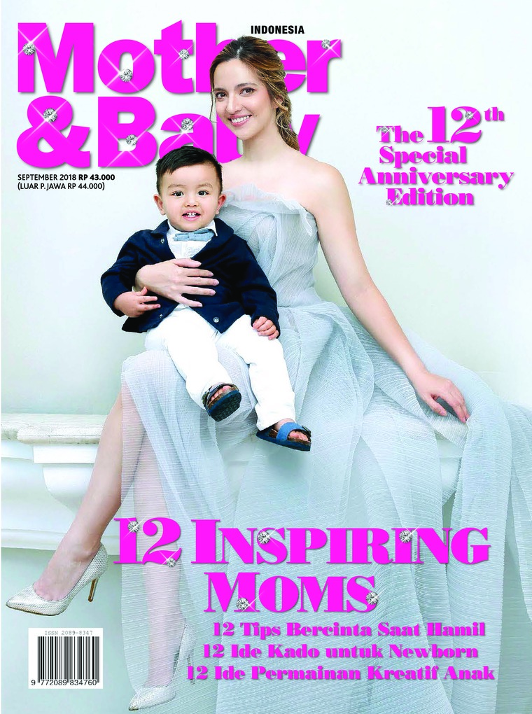 Majalah Digital Mother & Baby Indonesia September 2018