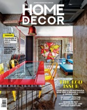 HOME & DECOR Singapore Magazine Cover February 2020