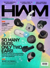 HWM Singapore Magazine Cover February 2020