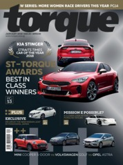 Cover Majalah torque Singapore Januari 2019