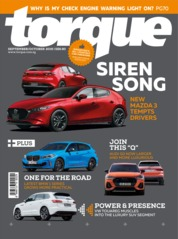 Torque Singapore Magazine Cover September 2019