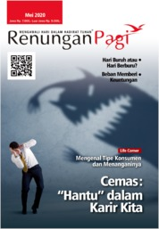 Renungan Pagi Magazine Cover May 2020