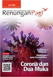 Renungan Pagi Magazine Cover June 2020