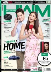 Cover Majalah HWM Philippines November 2017