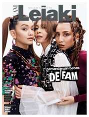 GLAM Lelaki Magazine Cover March 2020