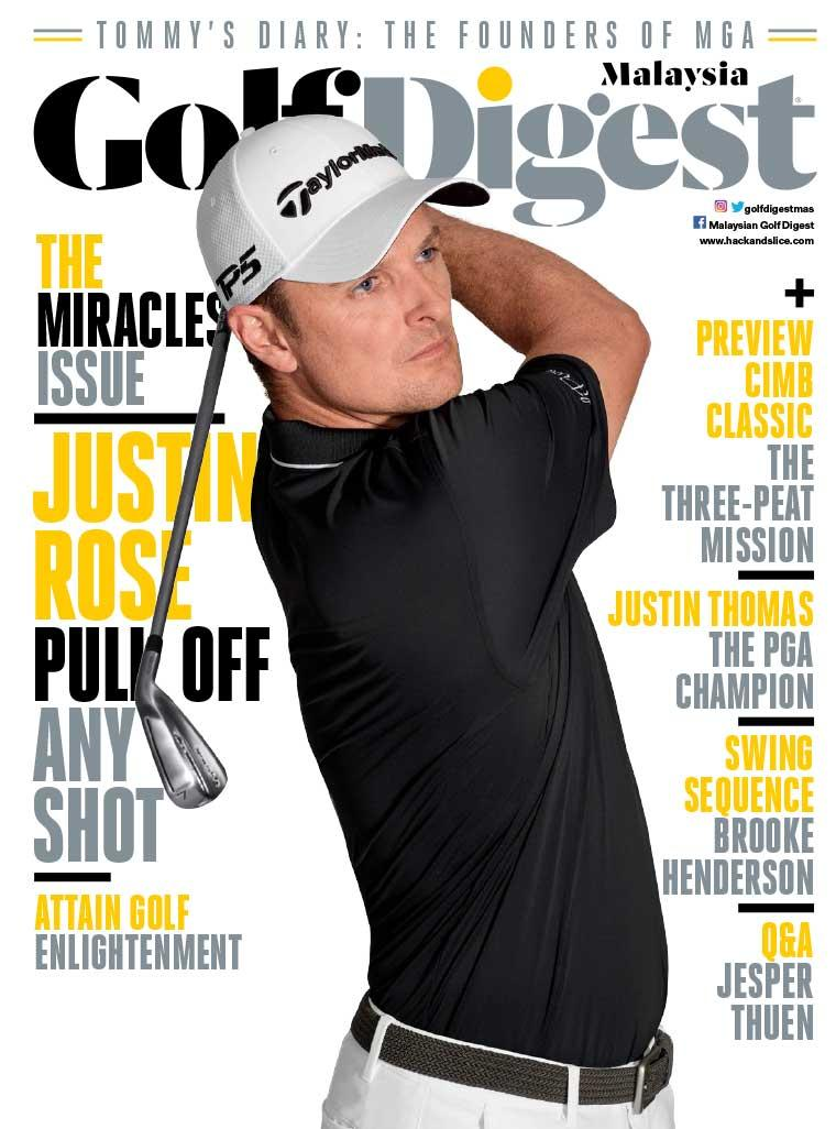 Golf Digest Malaysia Digital Magazine October 2017