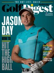 Golf Digest Malaysia Magazine Cover May 2017