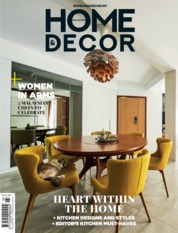 HOME & DECOR Malaysia Magazine Cover March 2020