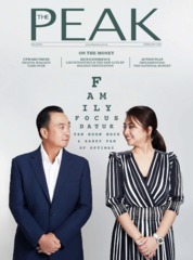 THE PEAK Malaysia Magazine Cover February 2020