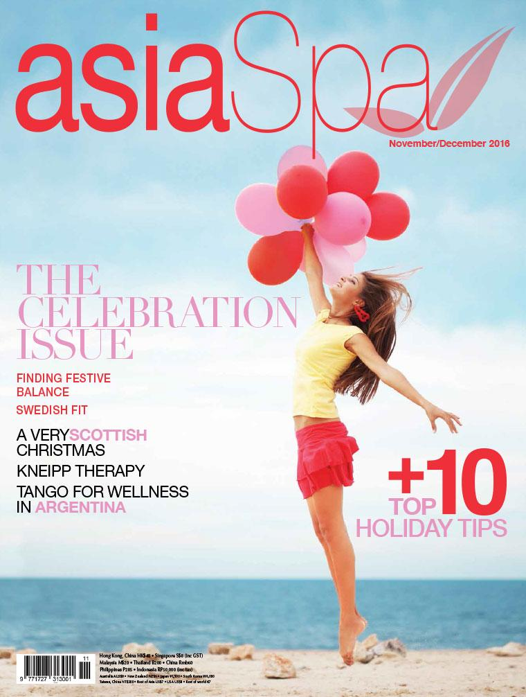 Asia spa Digital Magazine November–December 2016