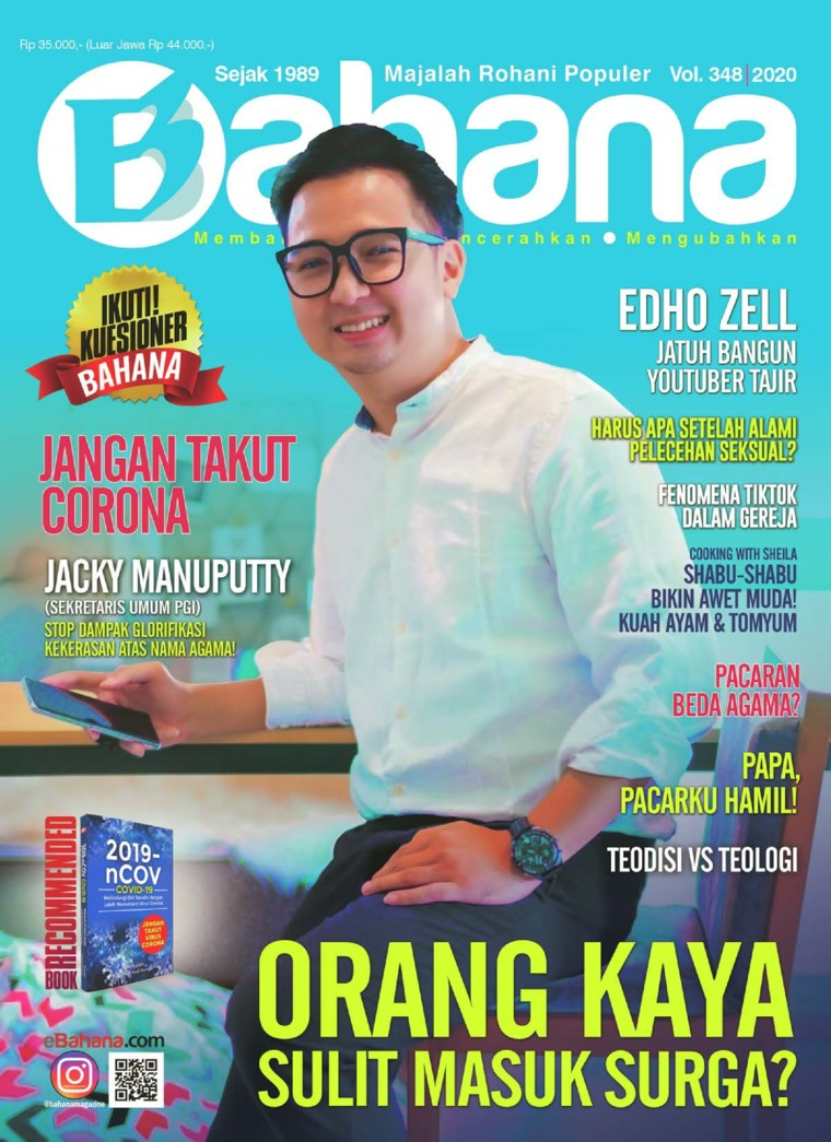 BAHANA Digital Magazine April 2020