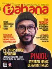 BAHANA Magazine Cover October 2019