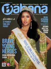 BAHANA Magazine Cover November 2019