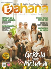 BAHANA Magazine Cover December 2019