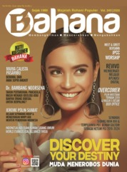 BAHANA Magazine Cover January 2020
