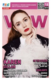 VIEW Magazine Cover December 2019