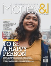 Cover Majalah Money & I ED 125 Juli 2020