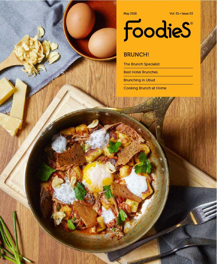Majalah Digital Foodies Mei 2016