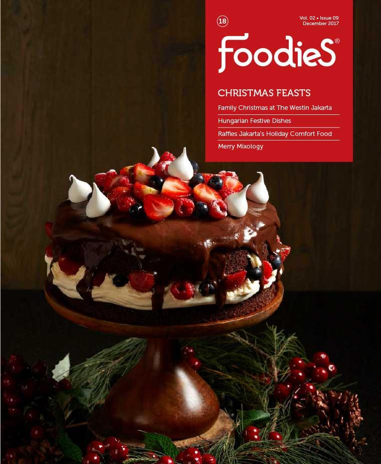 Foodies Digital Magazine December 2017