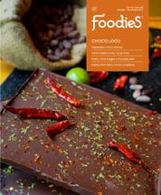 Foodies Magazine Cover October–November 2017