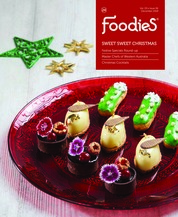 Foodies Magazine Cover December 2018