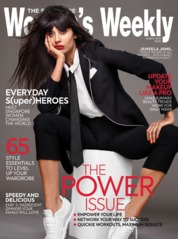 Cover Majalah Women's Weekly Singapore Maret 2020