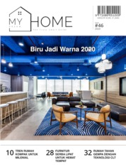 Cover Majalah my dream Home ED 46 April 2020