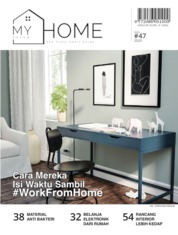 My dream Home Magazine Cover ED 47 May 2020