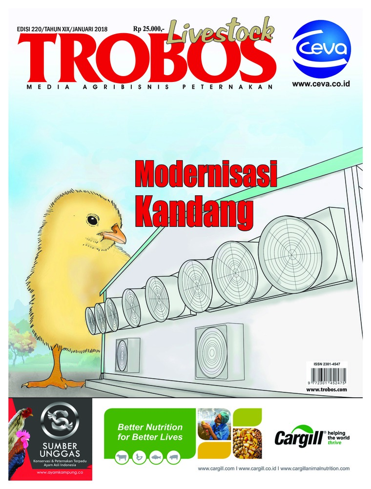 TROBOS Livestock Digital Magazine January 2018