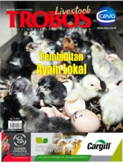 TROBOS Livestock Magazine Cover May 2019