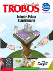 TROBOS Livestock Magazine Cover September 2019