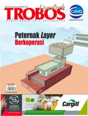 TROBOS Livestock Magazine Cover November 2019