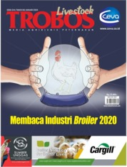 TROBOS Livestock Magazine Cover January 2020