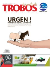 TROBOS Livestock Magazine Cover February 2020