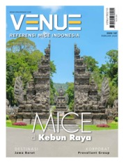 VENUE Magazine Cover ED 147 February 2020