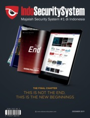 Indo Security System Magazine Cover December 2019