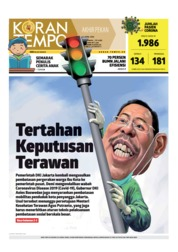 Cover Koran TEMPO 04 April 2020
