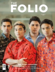 THE FOLIO Magazine Cover ED 55 March 2020