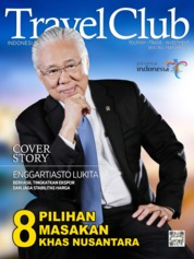 Travel Club Magazine Cover ED 365 February 2019