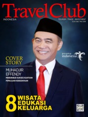 Travel Club Magazine Cover ED 368 May 2019